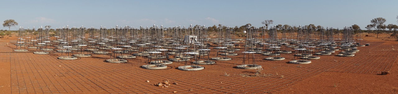 Antenne a bassa frequenza: dal laboratorio all'outback australiano